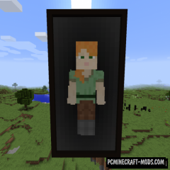 The Magic Mirror - Decor Mod MC 1.16.3, 1.15.2, 1.14.4, 1.12.2