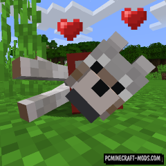 Better Animations Collection 2 - Mob Shaders Mod 1.16.5, 1.14.4