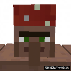 Ricardo Milos Iron Golem Resource Pack For Minecraft 1.14.2