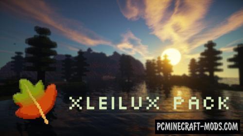 Xleilux 16x Resource Pack For Minecraft 1.16.5, 1.16.4, 1.15.2