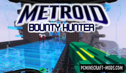 Metroid Bounty Hunter Map For Minecraft