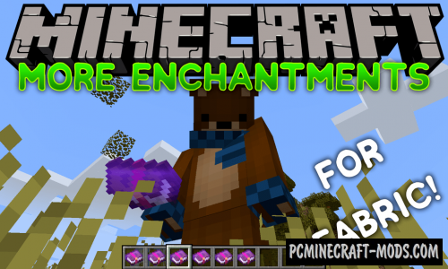 More Enchantments - Farm Tweaks Mod For MC 1.16.3, 1.15.2