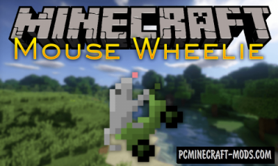 Mouse Wheelie - Inv Tweak Mod For Minecraft 1.17, 1.16.5