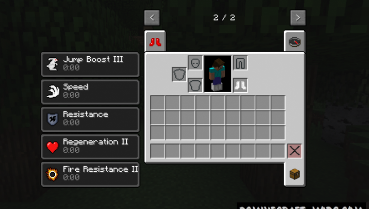 More Boots - New Armor Mod For Minecraft 1.16.5, 1.14.4