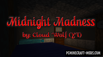 Midnight Madness Map For Minecraft