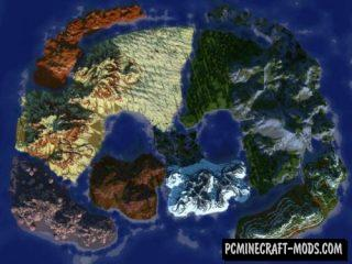 Discord Map For Minecraft