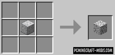 Recycling Data Pack For Minecraft 1.14.2, 1.14