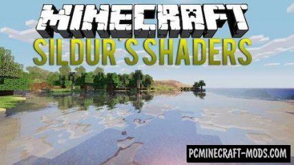 Sildur's Shaders Mod For Minecraft 1.15.1, 1.14.4