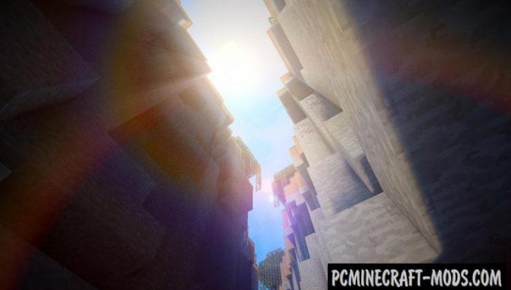 Sildur's Shaders Mod For Minecraft 1.14.4, 1.14.3