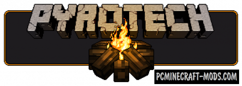 Pyrotech Mod For Minecraft 1.12.2