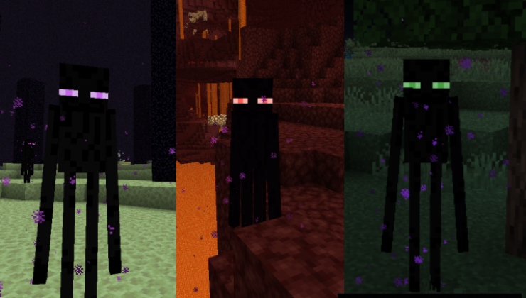 Creature Variety 16x Texture Pack For Minecraft 1.16.5, 1.16.4
