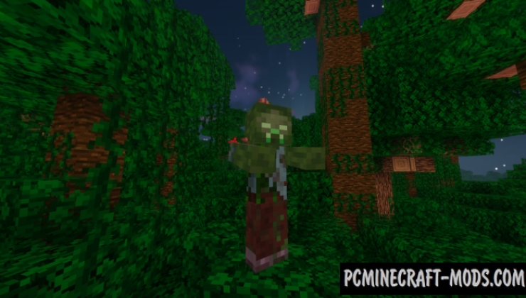 Creatures+ Data Pack For Minecraft 1.14.3, 1.14