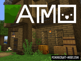 Atmo 16x16 Resource Pack For Minecraft 1.14.4, 1.14.3