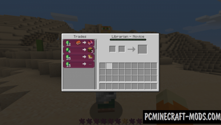 Hats Data Pack For Minecraft 1.14.3, 1.14