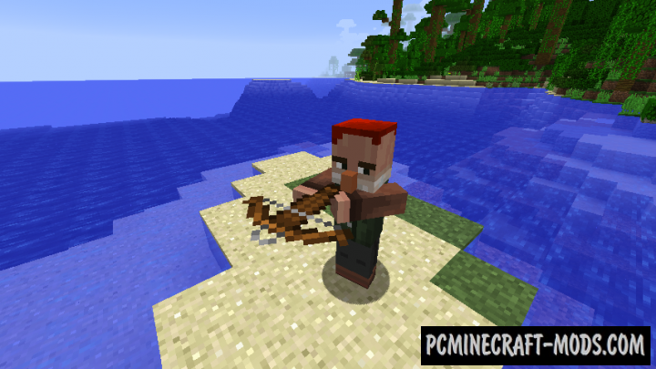 Village and Pillage - Adventure Mod For Minecraft 1.12.2