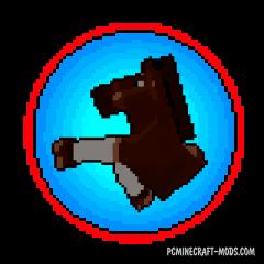 Callable Horses - HUD Tweak Mod For MC 1.16.5, 1.12.2