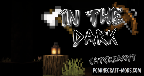 In The Dark Map For Minecraft