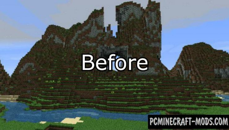 OptiFine HD - FPS Booster Mod For Minecraft 1.16.2, 1.15.2