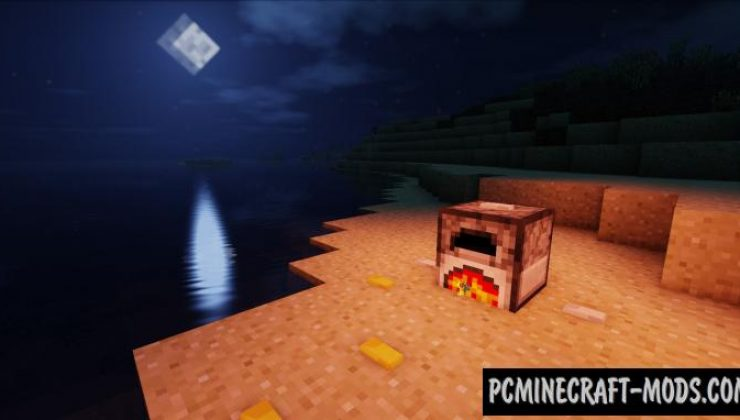 Placeable Items Mod For Minecraft 1.12.2, 1.11.2, 1.10.2