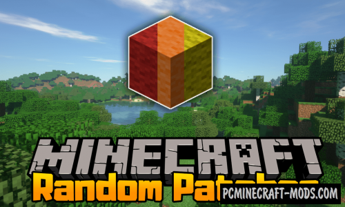 RandomPatches - New Game Tweaks Mod MC 1.16.5, 1.12.2
