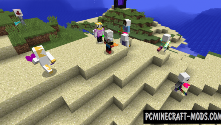 Undertale Mod For Minecraft 1.12.2