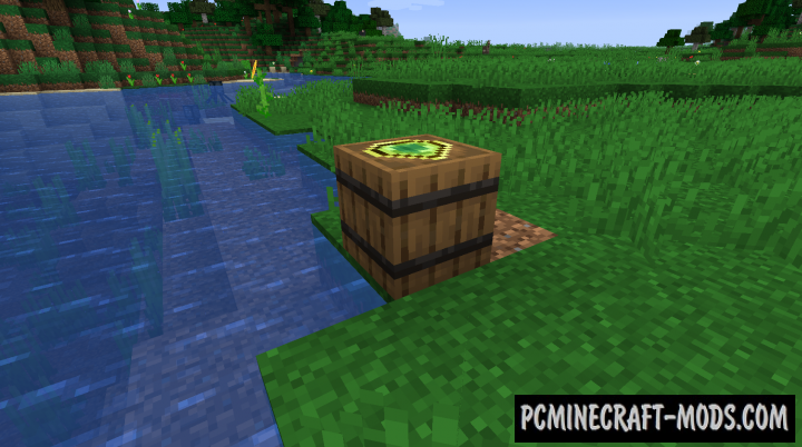 Experience Container - Farm Mod For Minecraft 1.16.5, 1.16.4