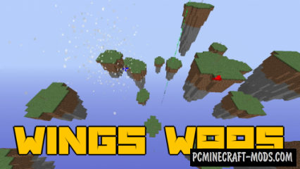 Wings Wars Map For Minecraft