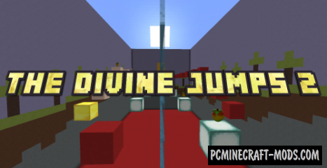 The Divine Jumps 2 Map For Minecraft