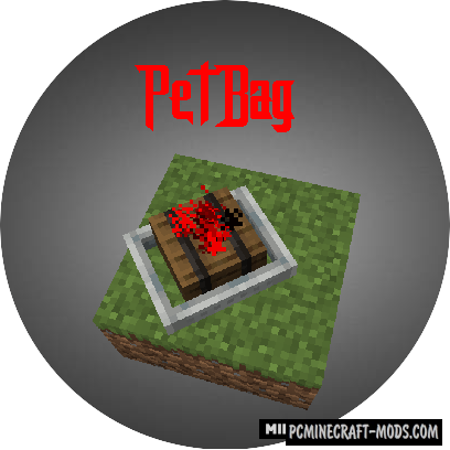 PetBag Data Pack For Minecraft 1.14.3, 1.14