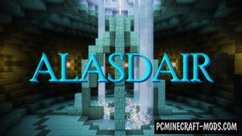 Alasdair Map For Minecraft