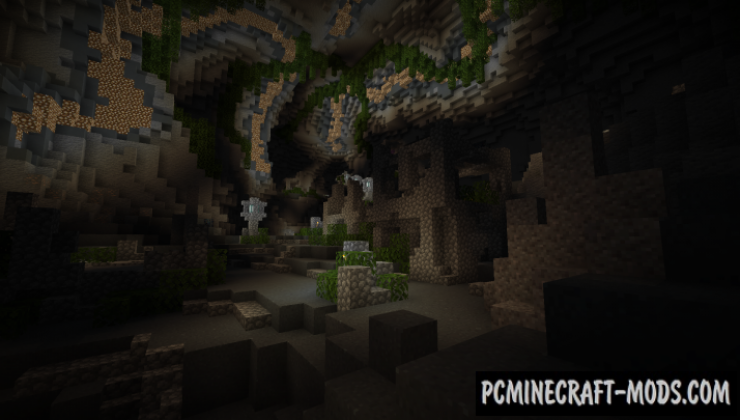 Nemesis: Winds of Time Map For Minecraft