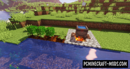 Tea Data Pack For Minecraft 1.14.4