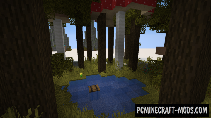 Fish Trap Data Pack For Minecraft 1.14.4, 1.14