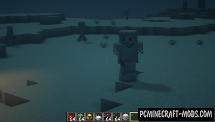 Vanilla Spawn Variety Data Pack For Minecraft 1.14.4