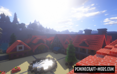 Modern Architexture Realism Resource Pack For Minecraft 1.15, 1.14.4