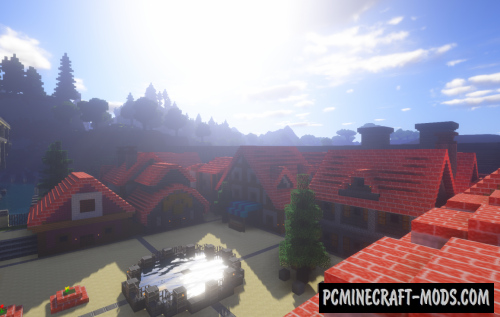 Modern Architexture Realism Resource Pack MC 1.16.3, 1.16.2