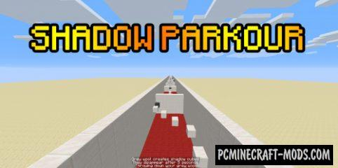 Shadow Parkour Map For Minecraft