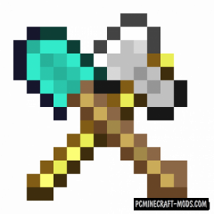 Altcraft Tools - New Items Mod For Minecraft 1.14.4