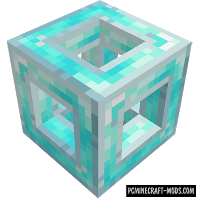 Terrible Chest - Large New Blocks Mod For MC 1.16.3, 1.15.2