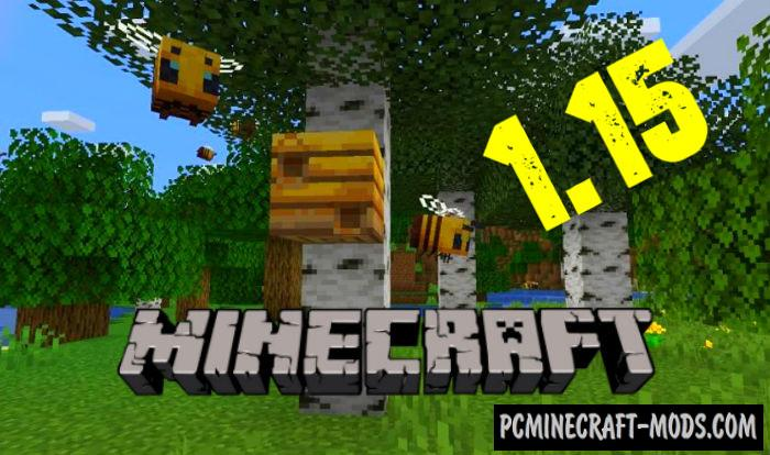 Download Minecraft 1.15, v1.15.0 Bees Update free version