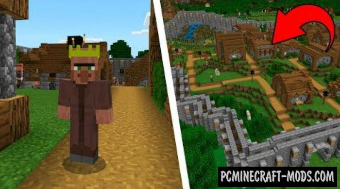 Download Minecraft PE 1.13.1.5, v1.13.0.34 Apk, iOS Free