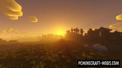 Best Vanilla Default Shaders Pack For Minecraft 1.15.1, 1.14.4