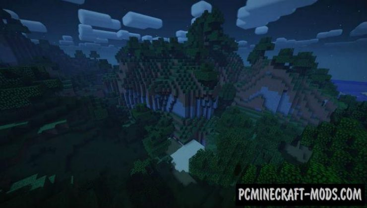 Best Vanilla Default Shaders Pack For Minecraft 1.16.5, 1.16.4