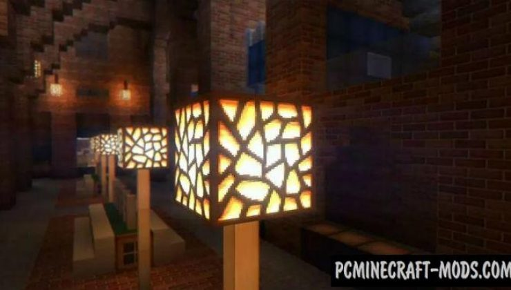 KUDA - Realistic Lighting Shaders For Minecraft 1.16.5, 1.16.4