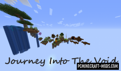 Journey Into the Void Map For Minecraft