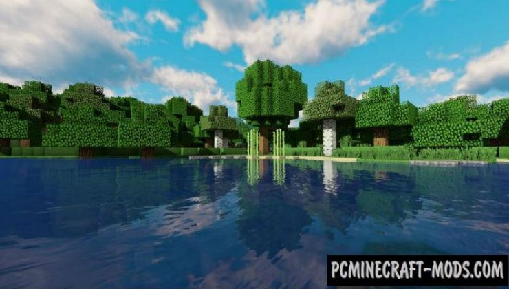 Beautiful Shaders Pack For Minecraft 1.15.2, 1.14.4