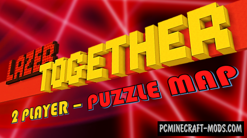 Lazer Together Map For Minecraft