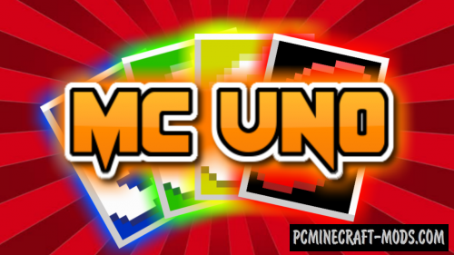 Uno Map For Minecraft