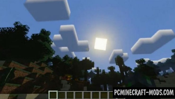 Improve Vanilla Graphics Shaders Pack For Minecraft 1.14.4