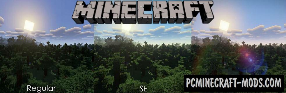 Vanilla Plus Shaders For Minecraft 1.14.4